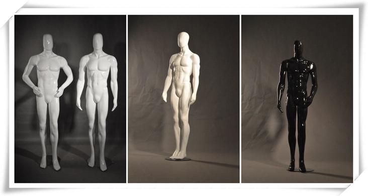 服饰配件,饰品 服装展示道具 模特 【北京】采购男装模特架子,选l7