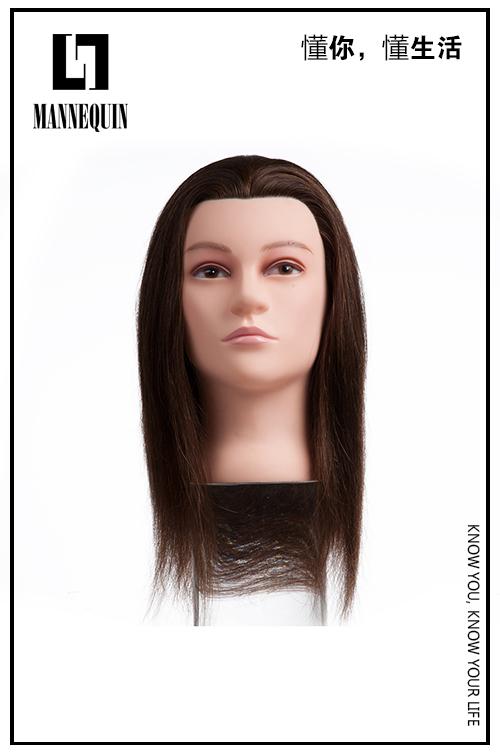 练习剪头发用模特头 教习发