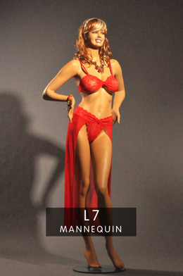 女款全身内衣模特道具FB6