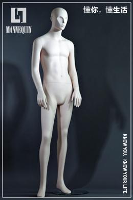 男款全身站姿模特道具sinua系列