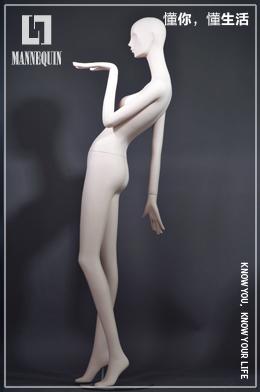L7意大利女款站姿模特道具