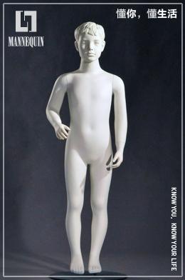 L7童装模特道具KKB-6 White