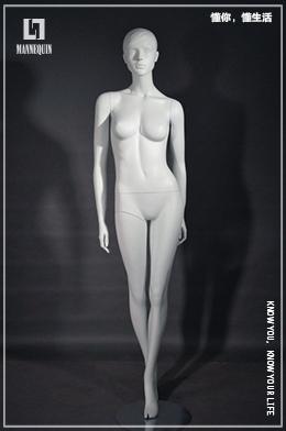 L7女款站姿模特道具FM