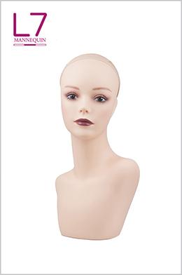 欧美假发模特头Mode M